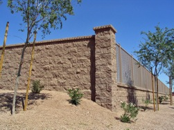 Proto-II wall system installed at Fulton Ranch in Arizona